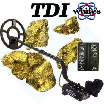 Metal detector White's TDI SL - Europe-wide Free Shipping