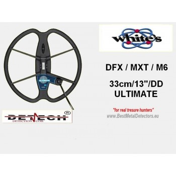 Search coil ULTIMATE 33 cm.DD for White's DFX, MXT & M6