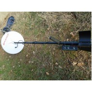Professional Pulse Induction & Deep Metal Detector For Gold