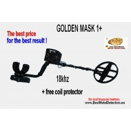 Golden Mask 1+ Metal Detector