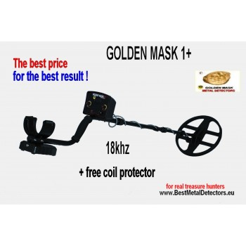 Golden Mask 1 Plus Metal Detector