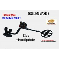 Golden Mask 2 Metal Detector