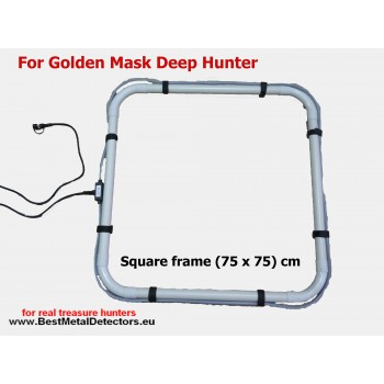 Golden Mask Square frame 75 x 75 cm for Deep Hunter