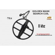 Search Coils -7''/ 18sm Golden Mask