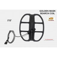 Search Coils - 9'' / 10'' Golden Mask